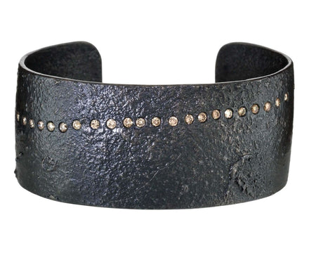 Medium Doha Cuff Bracelet with Diamonds - TWISTonline