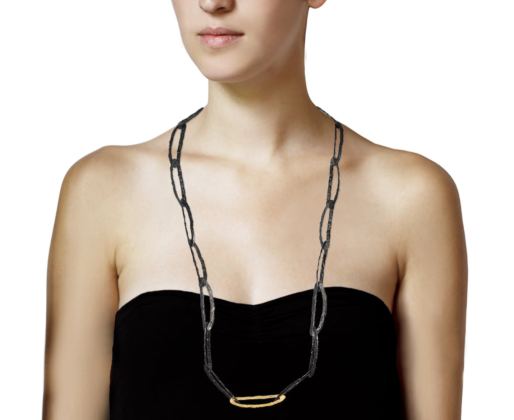 Letting Go Chain Necklace - TWISTonline