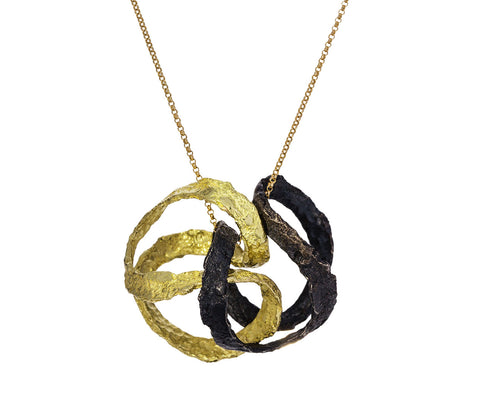 Double That Place In Between Pendant Necklace - TWISTonline