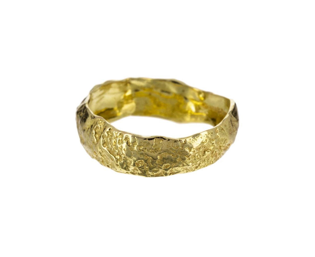 August in Rome Gold Band - TWISTonline