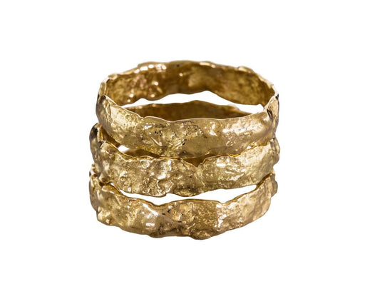 August in Rome Stacking Rings - TWISTonline