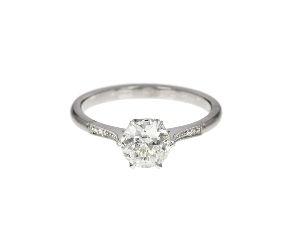 Grace Cathedral Diamond Solitaire - TWISTonline