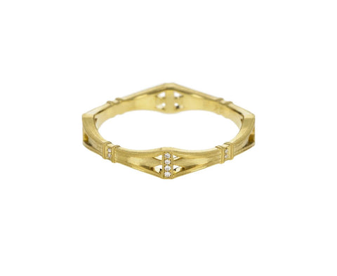 Gold Diamond Helena Band - TWISTonline