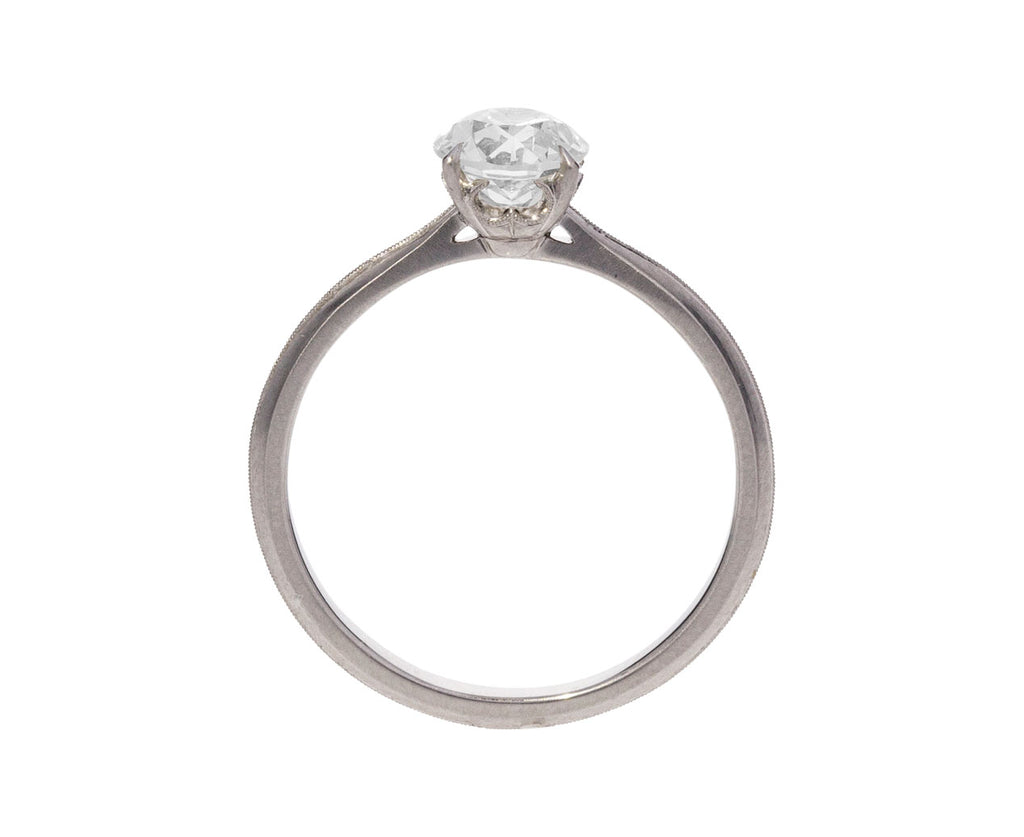 Laurel Cathedral Diamond Solitaire - TWISTonline