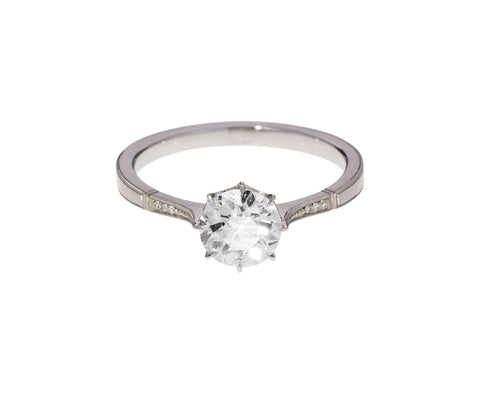 Margot Diamond Solitaire - TWISTonline