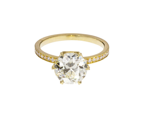 Grace Diamond Solitaire - TWISTonline