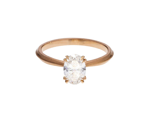 Lena Diamond Solitaire - TWISTonline