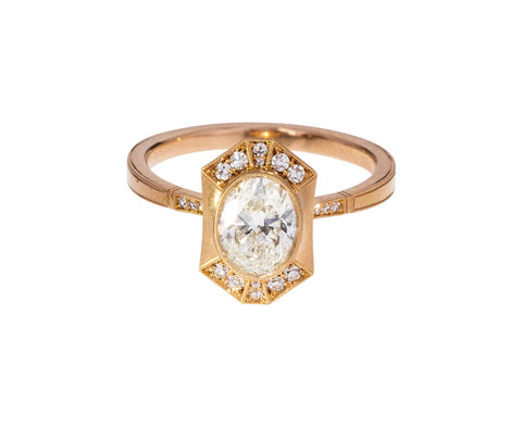 Georgia Diamond Solitaire
