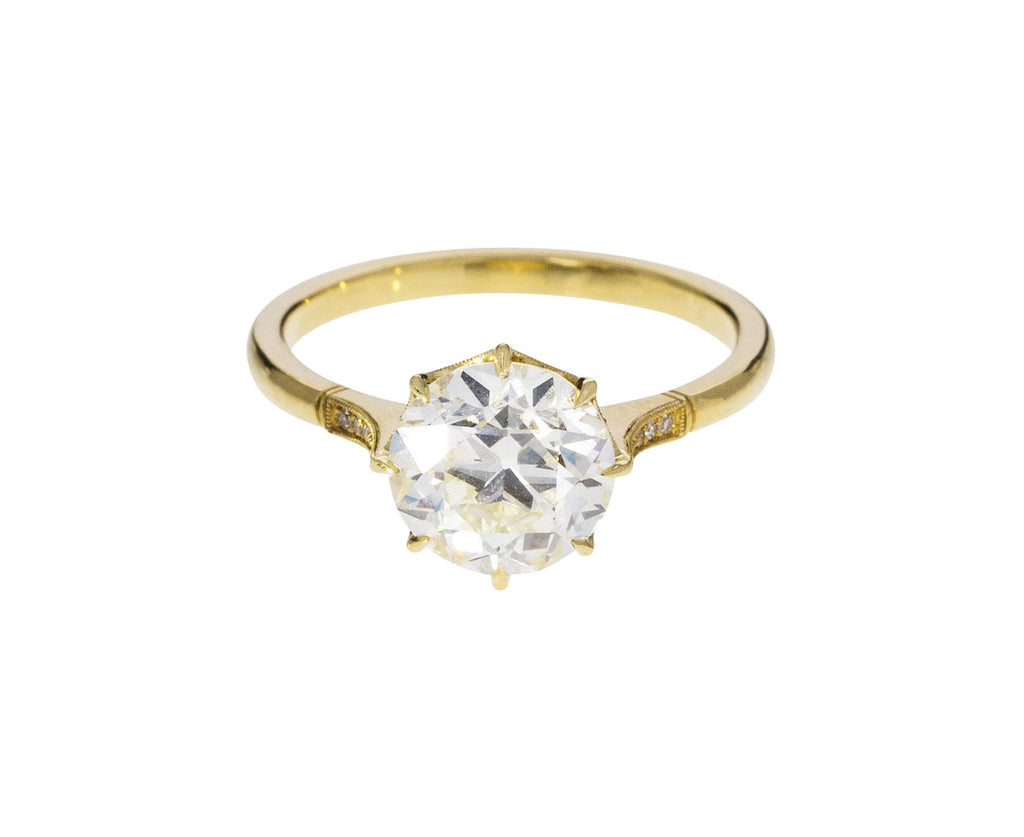 Margot Diamond Solitaire