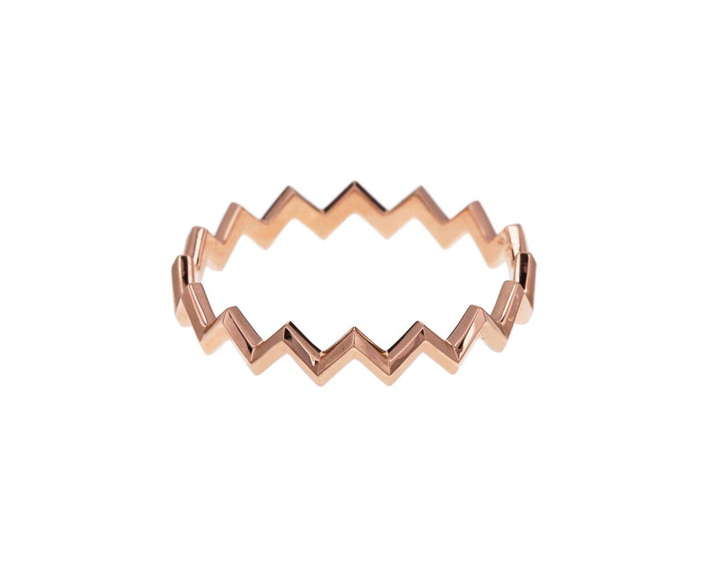 Beveled Rose Gold Ziggy Band zoom 1_eva_fehren_gold_ziggy_ring