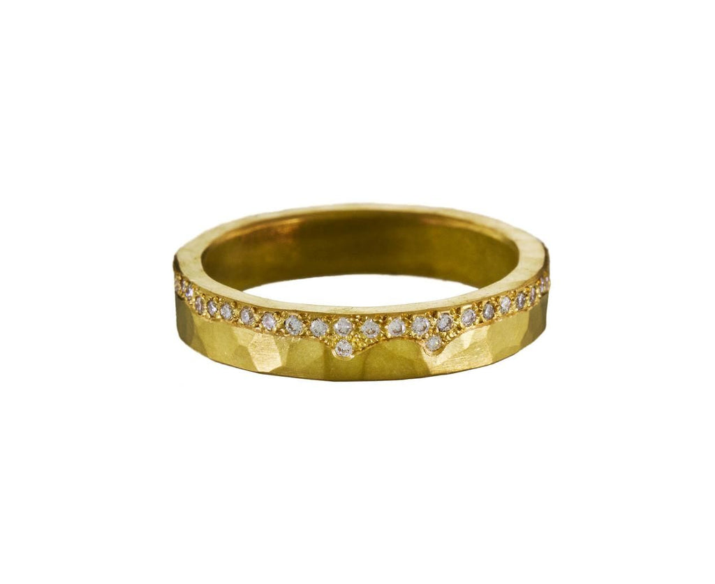 Diamond Edged Flat Band zoom 1-annie-fensterstock-ring