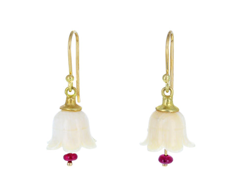 Lily of the Valley Earrings - TWISTonline