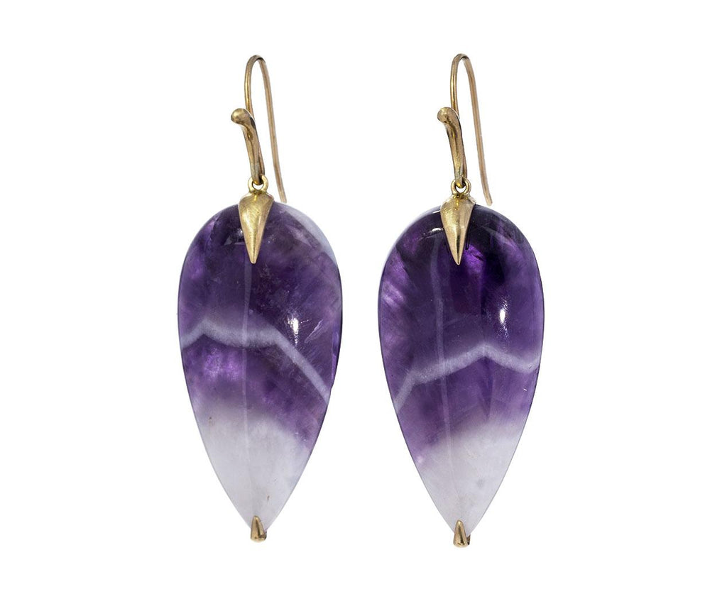 Zoned Amethyst Simple Bird - TWISTonline