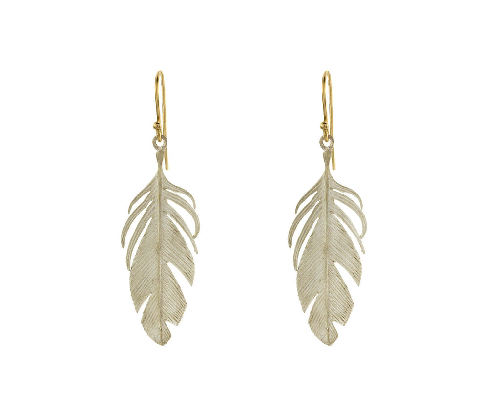 Feather Earrings - TWISTonline