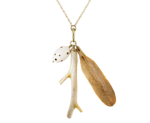Woodland Trinket Necklace - TWISTonline