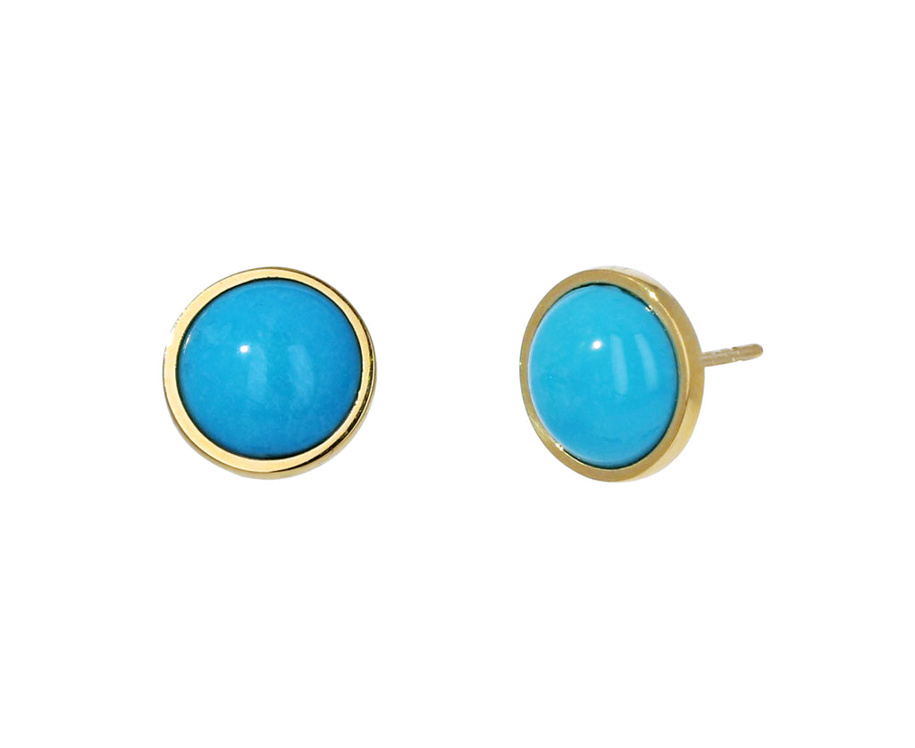 Turquoise Stud Earrings - TWISTonline