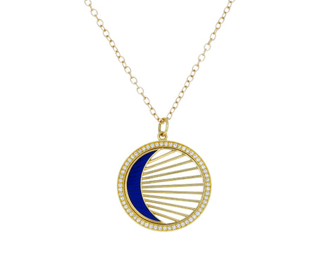 Gold Ray Pendant Necklace - TWISTonline
