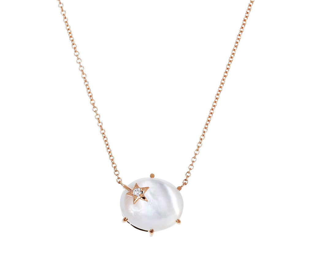 Mother-of-Pearl Mini Galaxy Necklace - TWISTonline