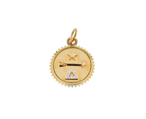 Baby Dream Medallion Pendant ONLY