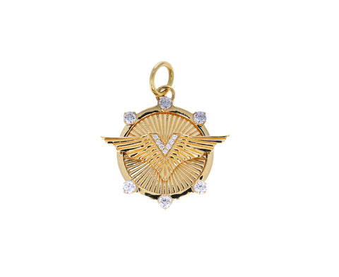 Baby Passion Medallion Pendant ONLY