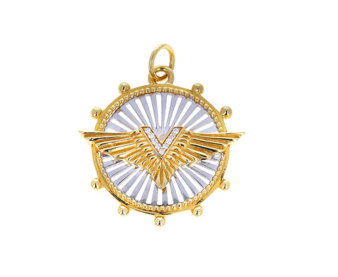 Medium Passion Medallion Pendant ONLY