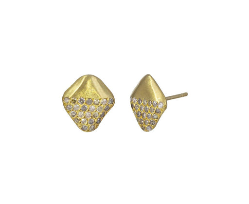 Diamond Dipped Earrings - TWISTonline