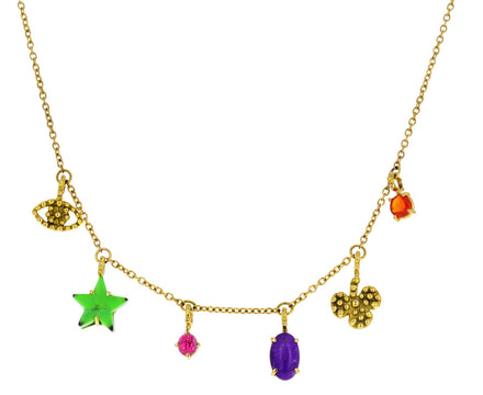 Goddess Mother Color for Life Necklace