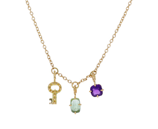 Key Color for Life Necklace