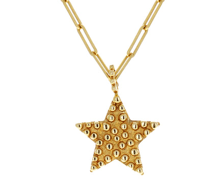 Large Star Symbol of Life Pendant ONLY