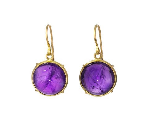 Elegant Amethyst Earrings - TWISTonline
