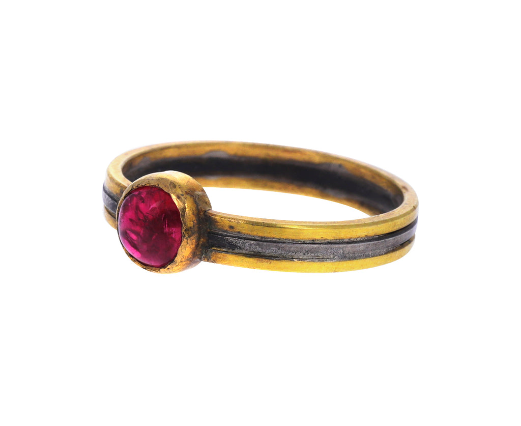 Lovely Pink Spinel Ring