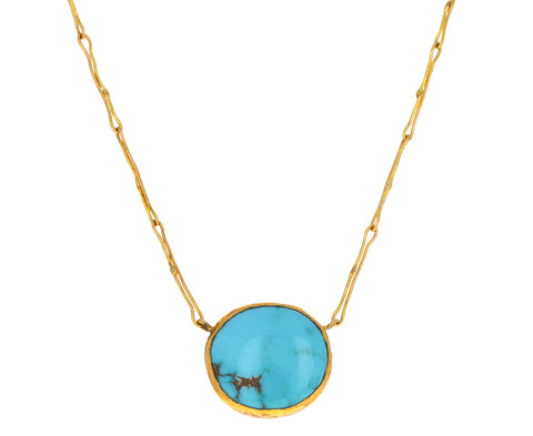 Turquoise Echo Necklace