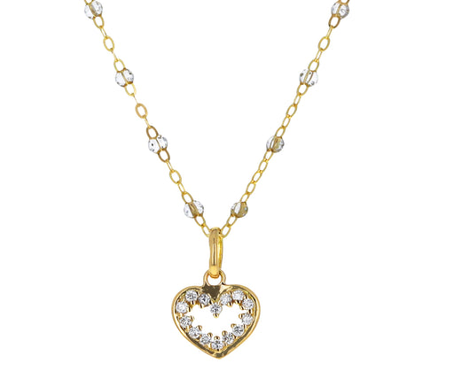 Diamond Heart Supreme Charm Pendant ONLY