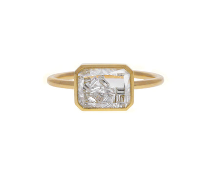 Diamond Shaker Ring