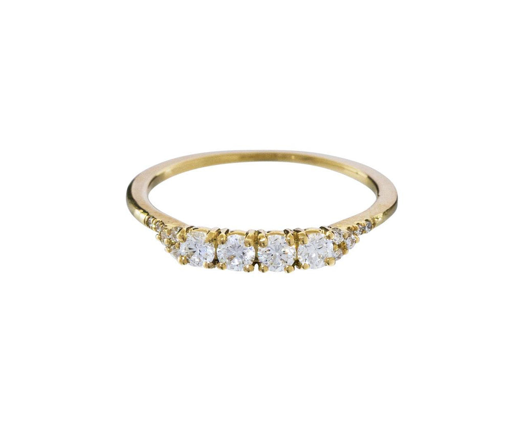 Diamond Ophelia Ring - TWISTonline