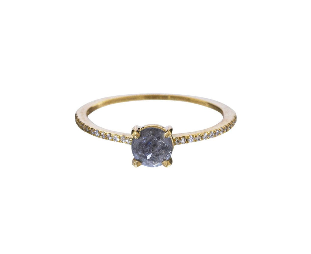 Gray Diamond Charlotte Ring - TWISTonline