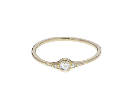Florence Little White Diamond Ring - TWISTonline