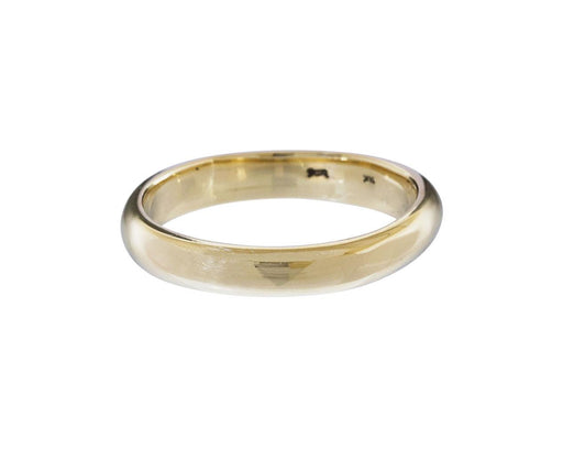 Men's 3/4 Round Gold Band - TWISTonline