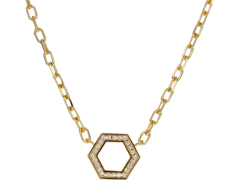 Diamond Foundation Necklace