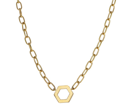 Thick Link Foundation Necklace