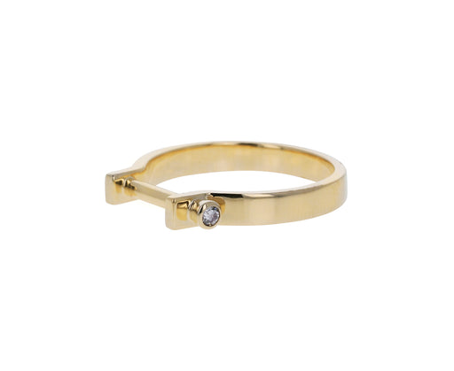 Diamond Industria Ring