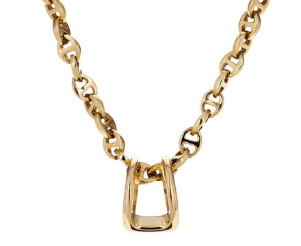 Gold Phantom Charm Pendant ONLY - TWISTonline