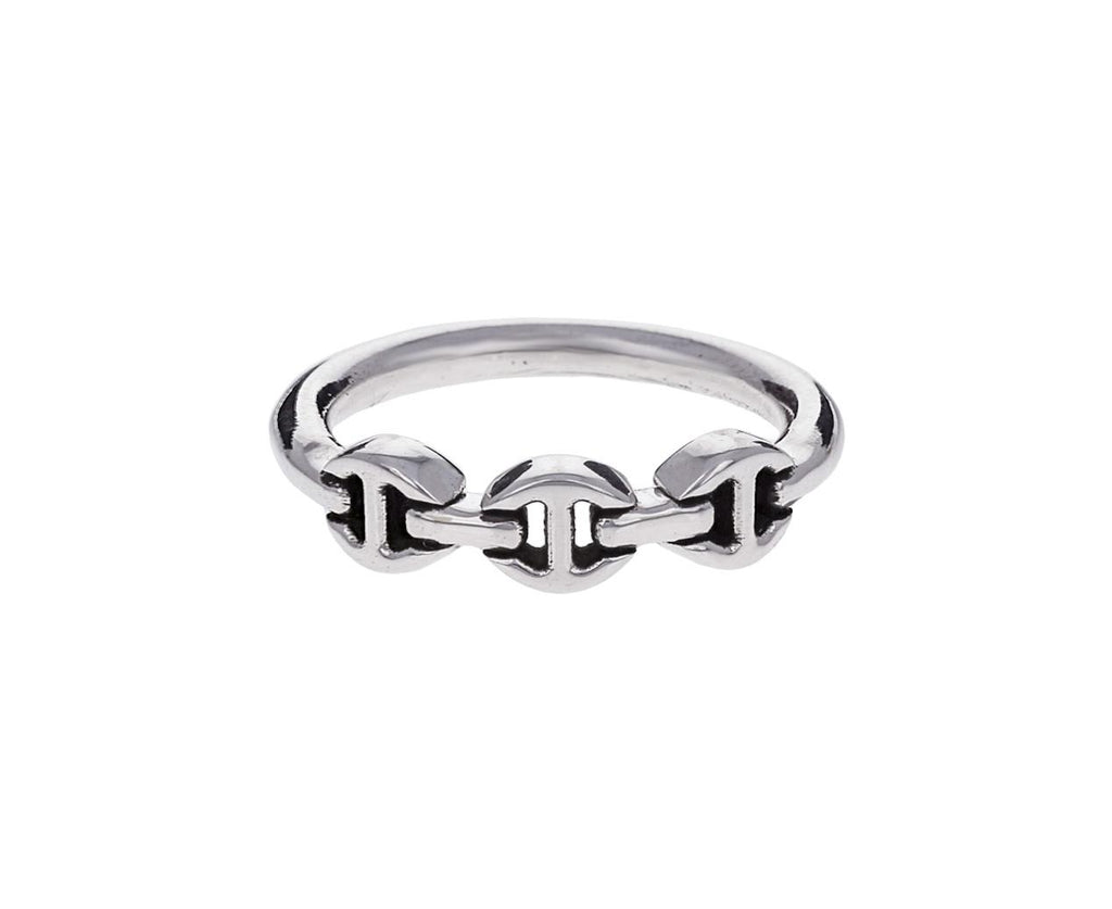 Sterling Silver Makers Dame Ring - TWISTonline