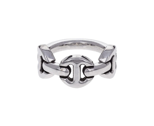 Sterling Silver Makers Classic Ring - TWISTonline