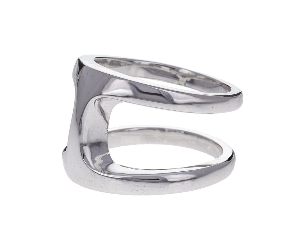 Men's Sterling Silver Brute Phantom Ring - TWISTonline