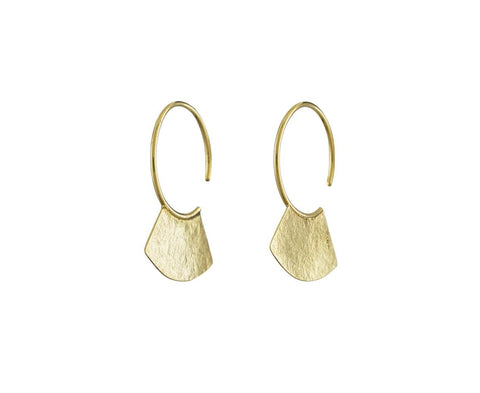Mini Chop Hoop Earrings - TWISTonline