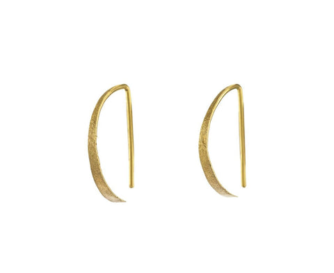 Gold Baby D Earrings - TWISTonline