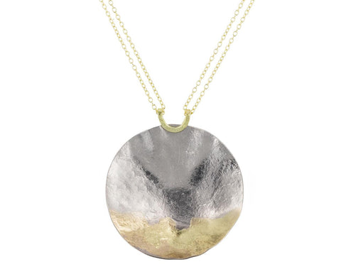 Moon Pendant Necklace - TWISTonline