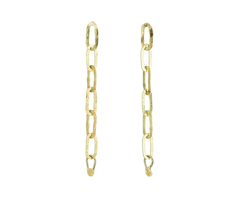 Chain Link Earrings - TWISTonline