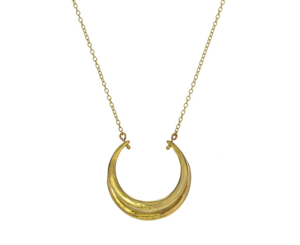 Tri Hoop Pendant Necklace zoom 1_sophie_hughes_gold_tri_hoop_necklace